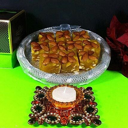 Diwali with Karachi Halwa