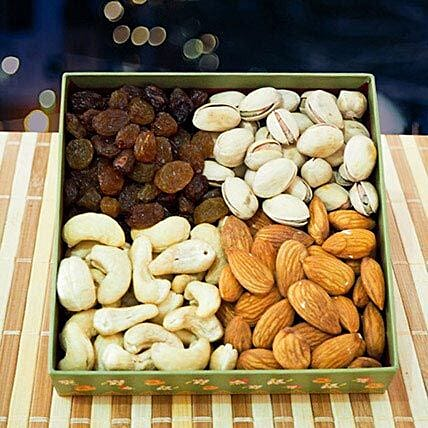 Mix Dry Fruit 400g