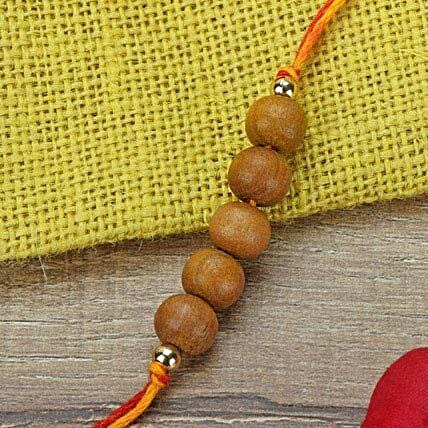 Simple Chandan Rakhi BAN