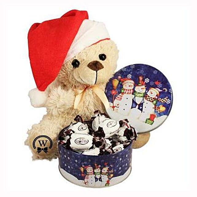 Christmas Treats with Teddy