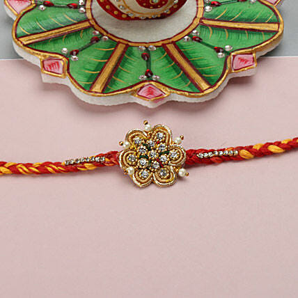 Brother Special Mauli Rakhi BRA