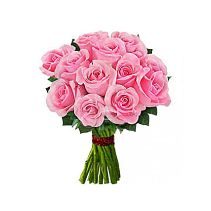 Send birthday gifts to vancouver gift delivery in vancouver 12 pink roses send birthday gifts to vancouver negle Image collections