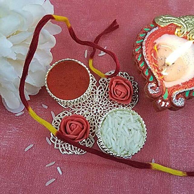 A Festive Platter Of Love
