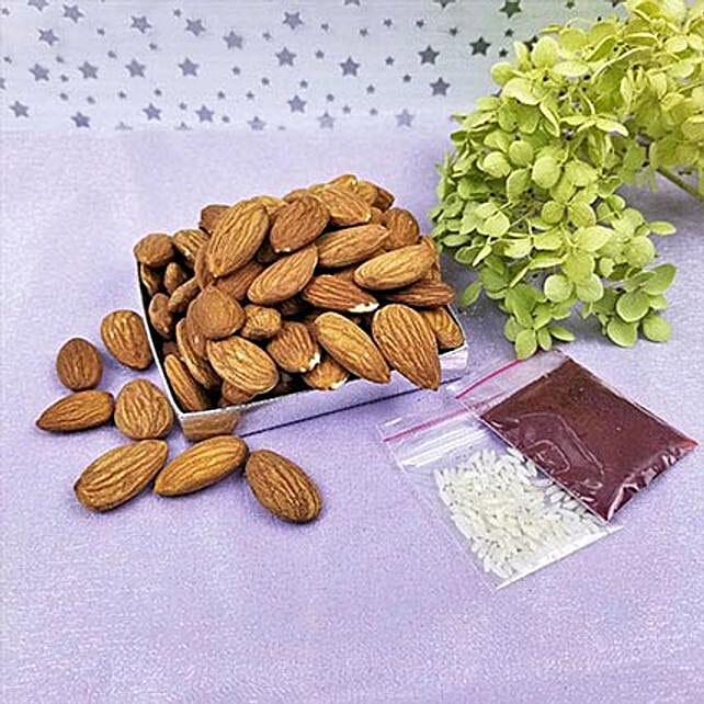 Almond Goodness Bhai Dooj
