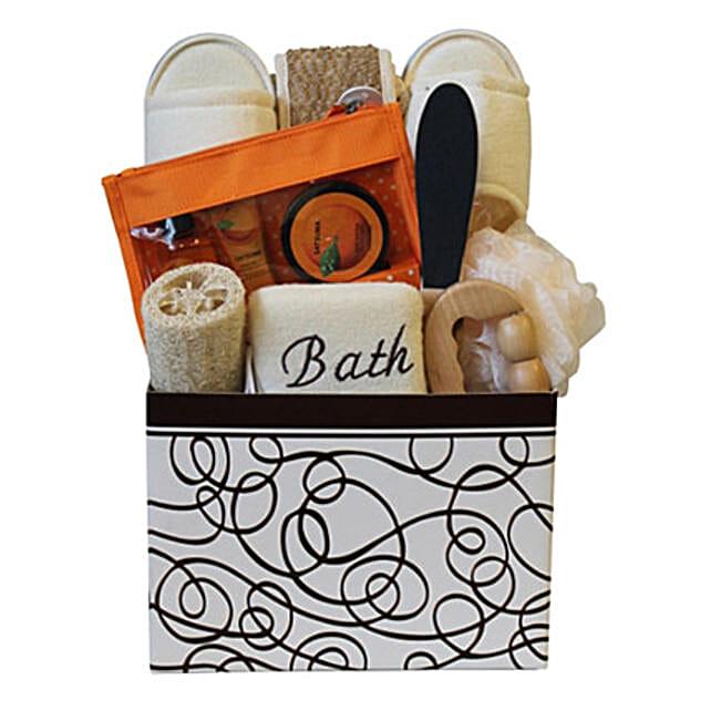 Bath And Body Spa Kit