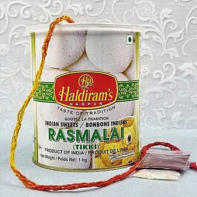 Bhai Dooj Special Rasmalai