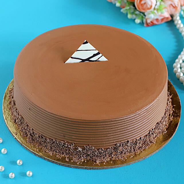 Choco Fudge Cake Half Kg