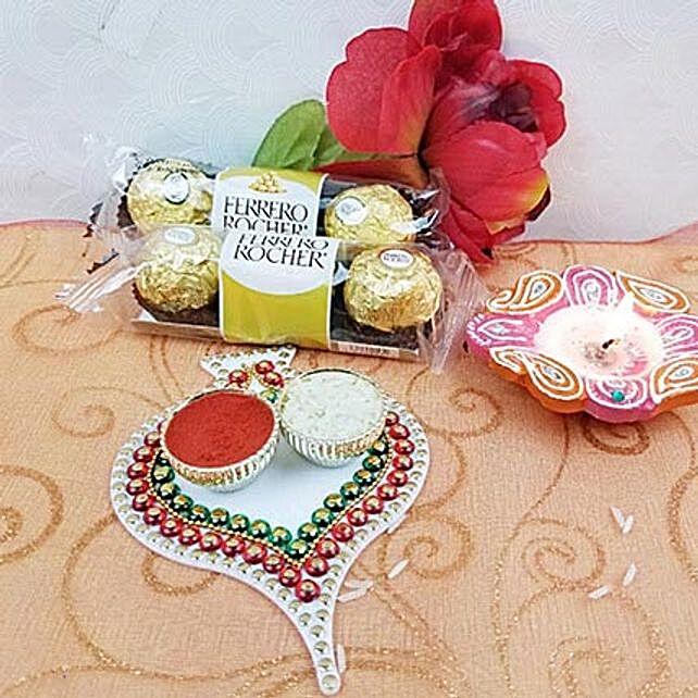 Diwali Festive Platter