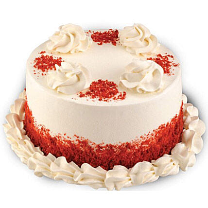 Enthralling Red Velvet Cake