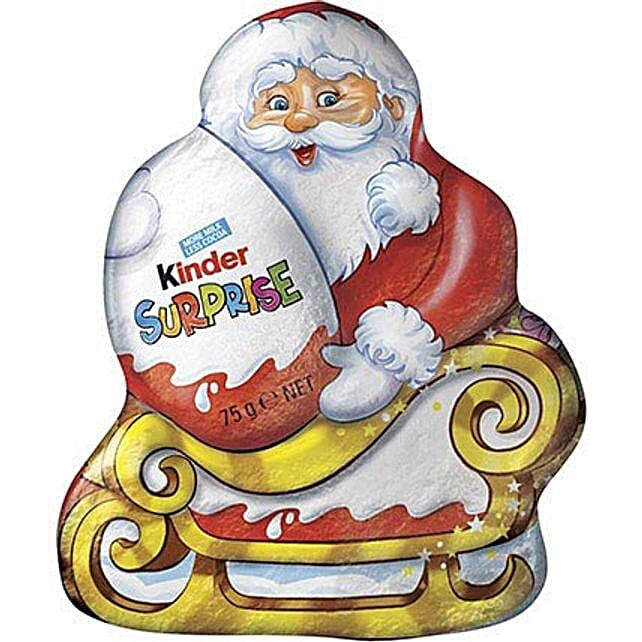 Kinder Surprise Christmas