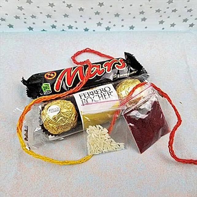 Mars For Bhai Dooj