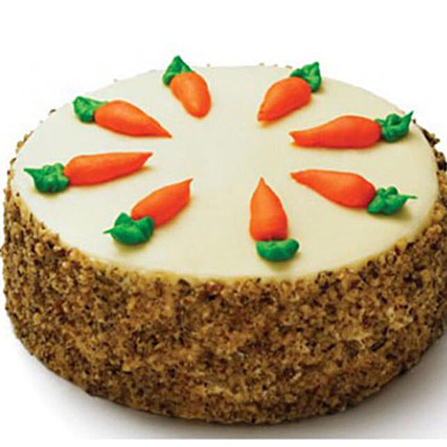 Salutory Carrot Cake