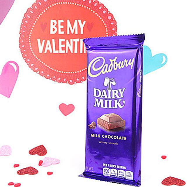 Tasteful Dairy Milk Chocolate