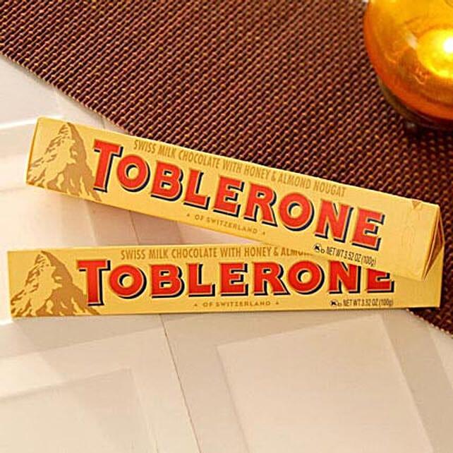 Twosome Toblerone