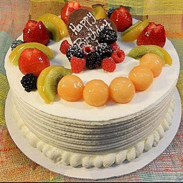 Vivacious Fruit Cake