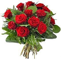 Gifts delivery in montreal send gifts to montreal ferns n petals 12 red roses gifts to montreal negle Gallery