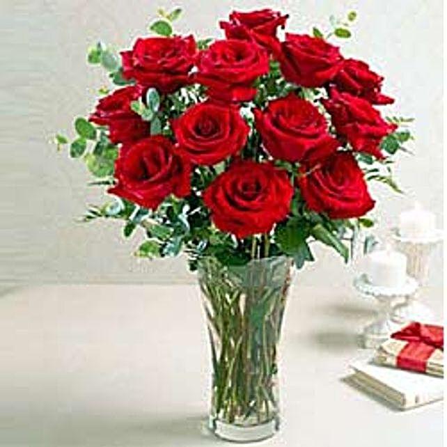 Red rose CIN