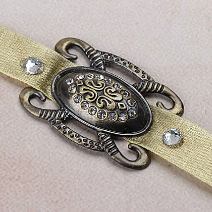 Antique Affectionate Rakhi COL