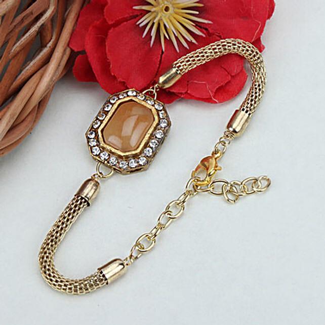 Precious Wishes Bracelet Rakhi GL