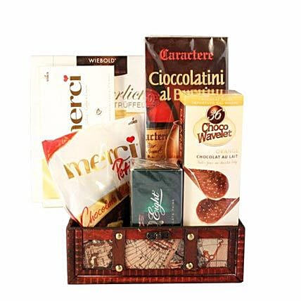 Delightful Discovery Gift Basket