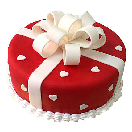 A Delectable Treat for Mom 2kg Black Forest
