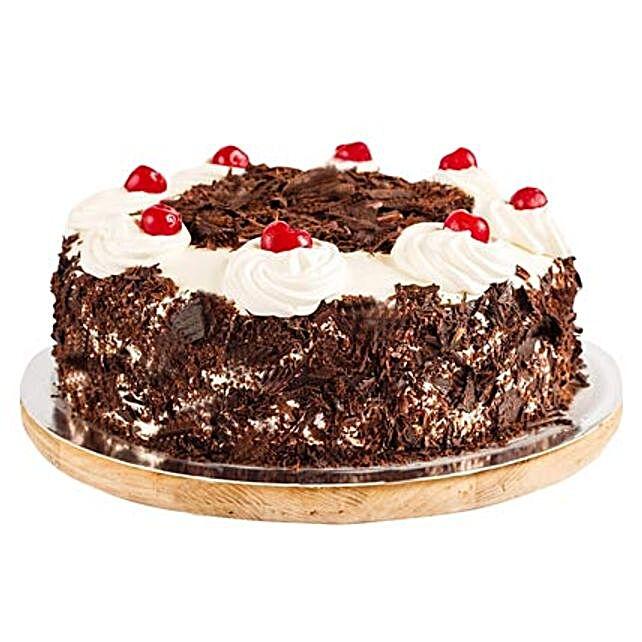 Ambrosial Black Forest Cake 1kg