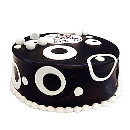 Black and White Cake 1kg