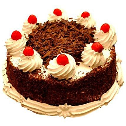 Black Forest Delight 1kg Eggless
