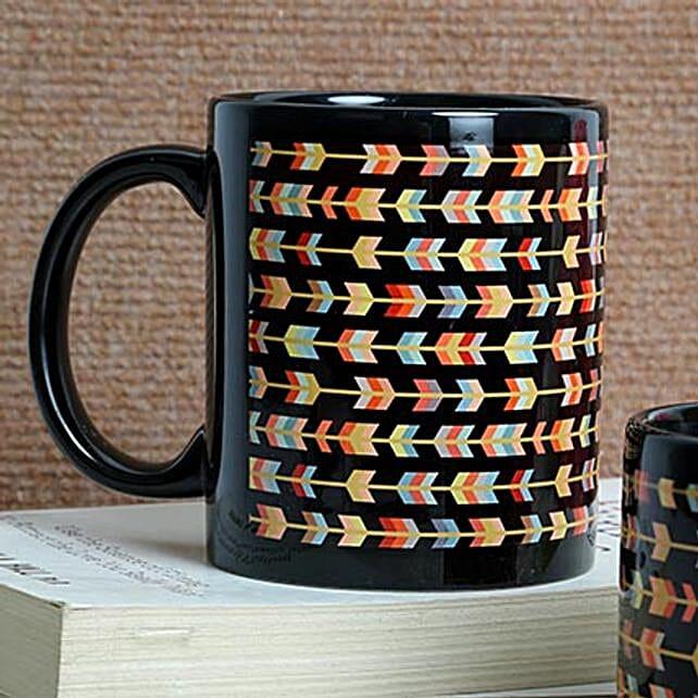 Black Prints Mug