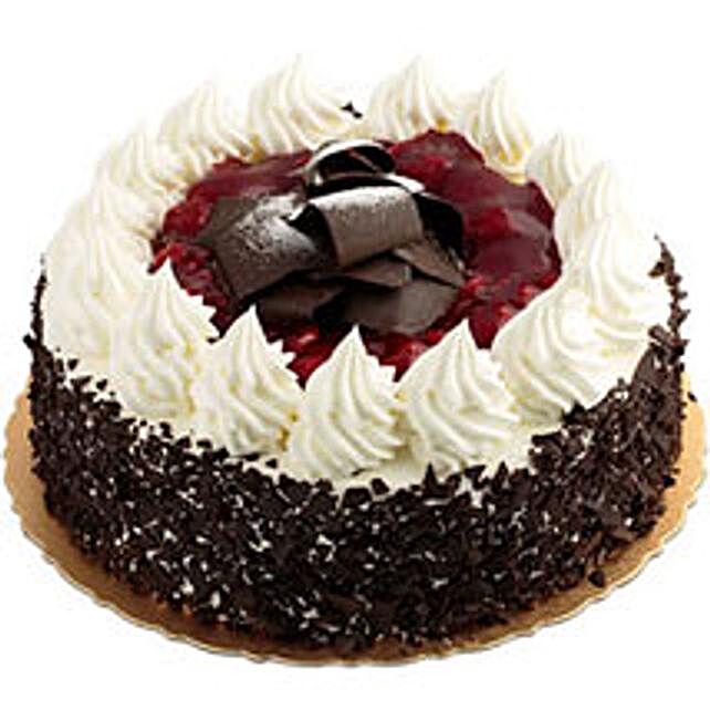 Blackforest Cake - Five Star Bakery 1kg Eggless