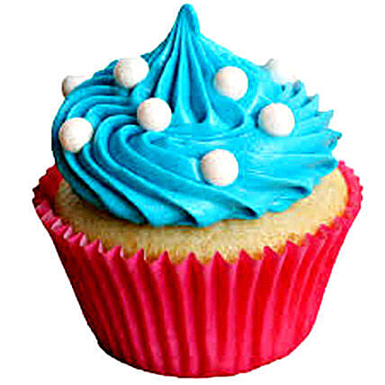 Blue Coffee Cupcakes 24 by FNP