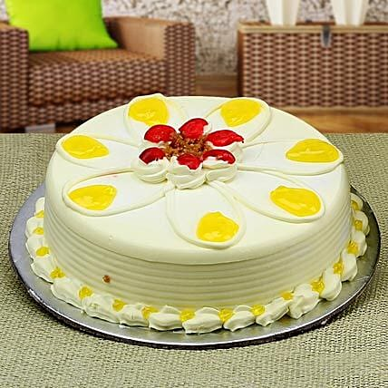 Butterscotch Cake Half kg by FNP