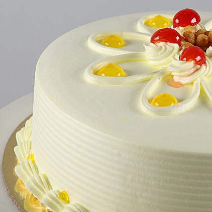 Butterscotch Cake Half kg Eggless