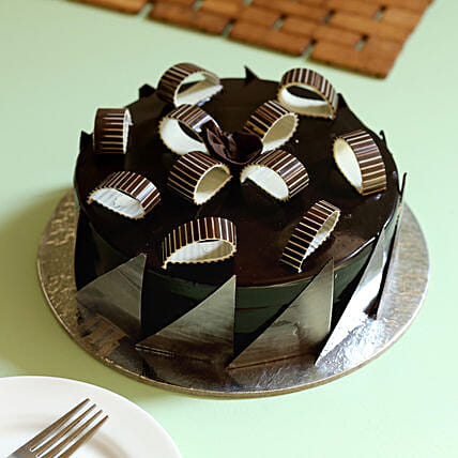Chocolate Galore Cake 1kg Eggless