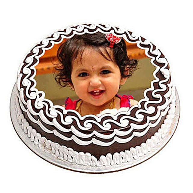 Chocolate Photo Cake 3kg