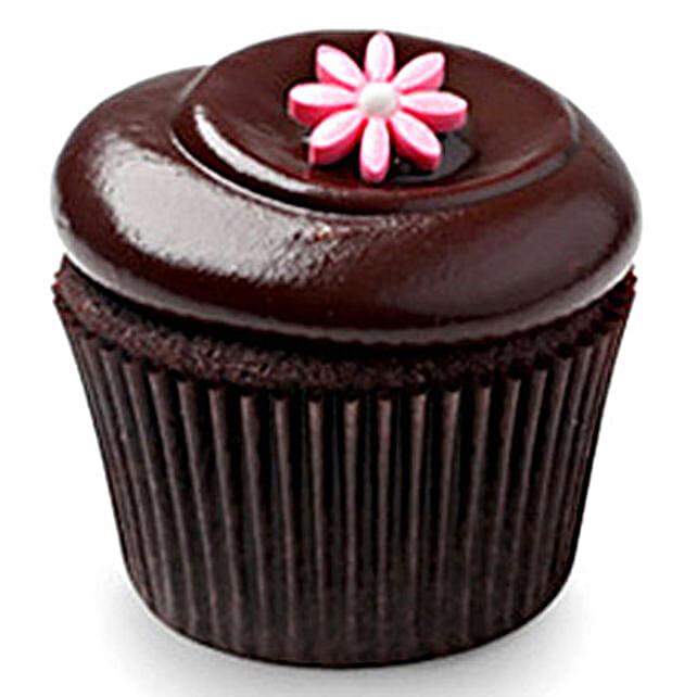 Chocolate Squared Cupcakes 6