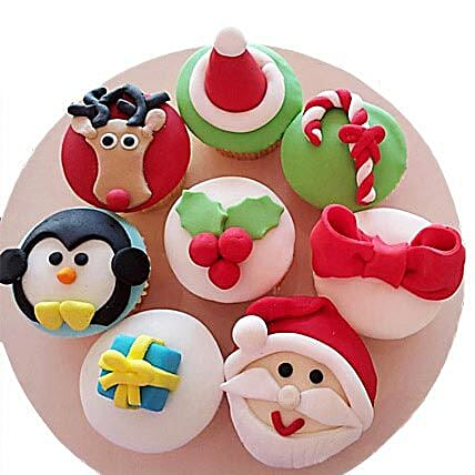 Christmas Special Cupcakes 12