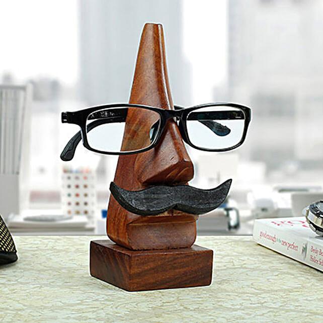 Eye Glass Holder Wooden