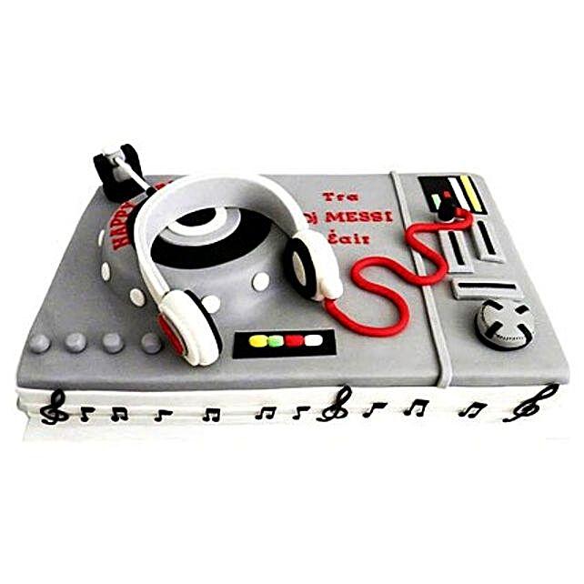 DJ Special Cake 2kg Truffle