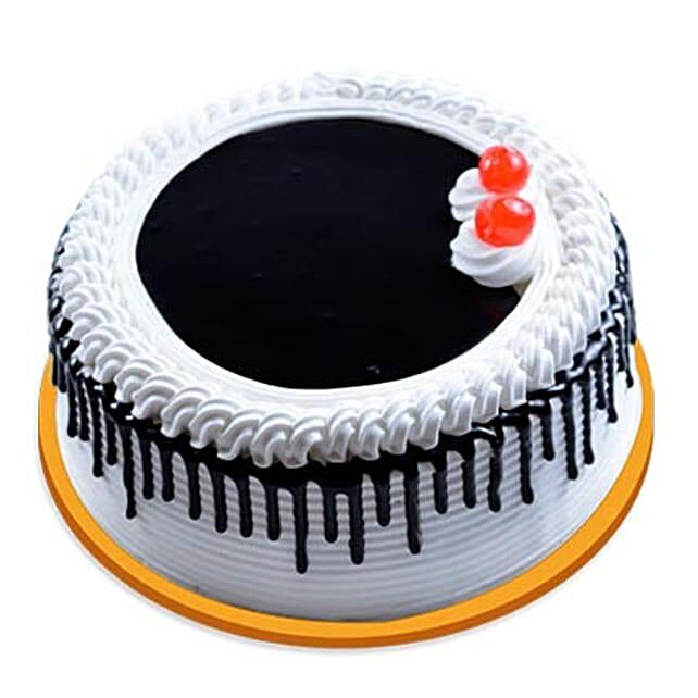 Esculent Black Forest Cake 2kg Eggless