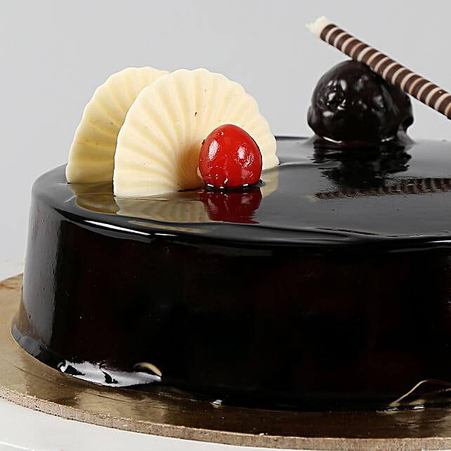 Exotic Chocolate Cream Cake Half kg