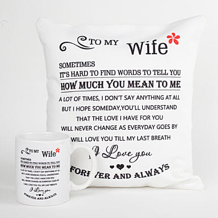 Gifts For Wife Online Best Gift Ideas For Wife India Ferns N