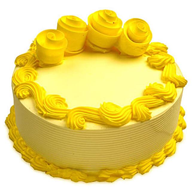 Happy Butterscotch Celebrations 1kg Eggless