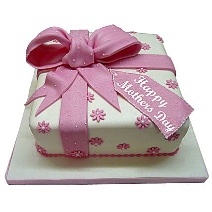 Happy Mothers Day Cake 3kg Eggless