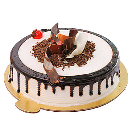 Heavenly Black Forest Cake 1KG