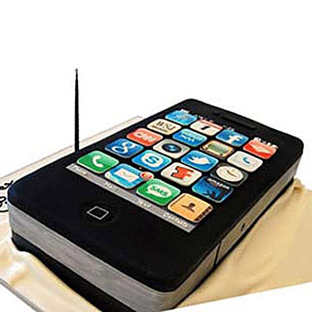 iPhone 4s Cake 2kg Eggless