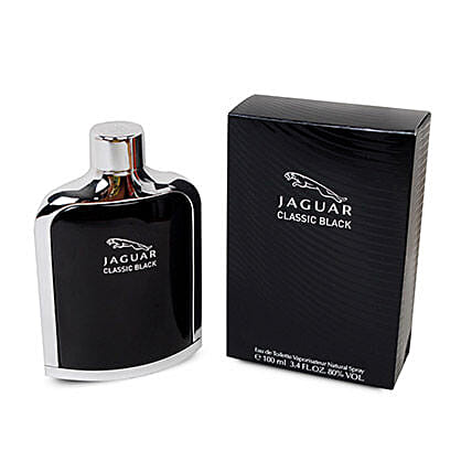 jaguar classic black for men gift perfume for him. Black Bedroom Furniture Sets. Home Design Ideas