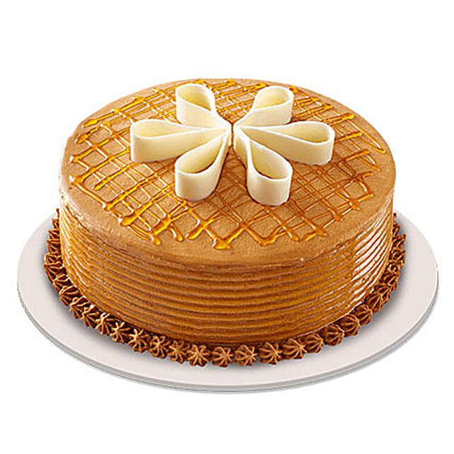 Lush Caramelt Cake 1kg