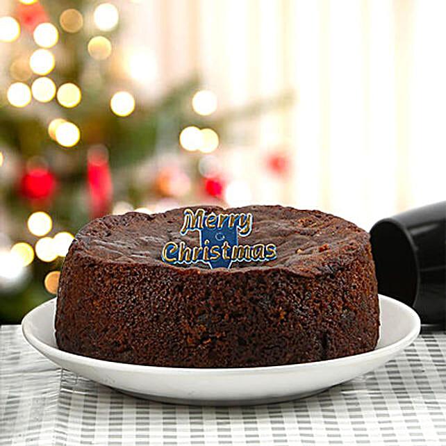 Merry Christmas Plum Cake 1Kg