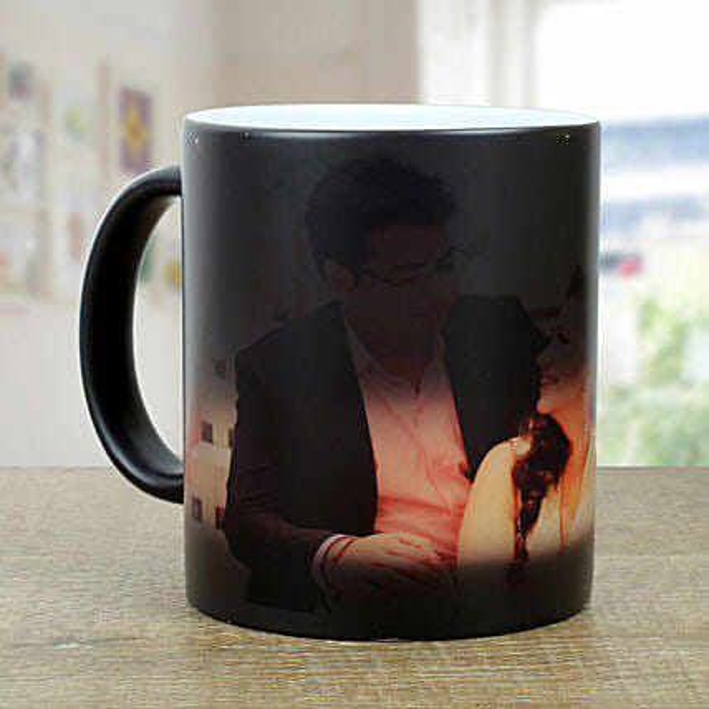 personalized magic mug gift personalized magic mug ferns n petals